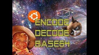download lagu Ubuntu Encode And Decode To Base64 From Terminal gratis