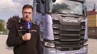 "Test ""Truck of the Year 2017"""