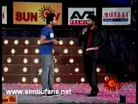 Simbu Singing Songs Loosu Penne For Nayan ah In FEFSI !!