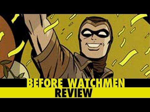 Before Watchmen Review - this week Minutemen #1 by Darwyn Cooke