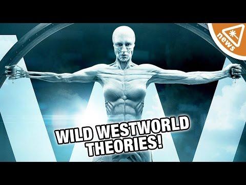 The 3 Wildest Westworld Theories So Far! (Nerdist News w/ Jessica Chobot)