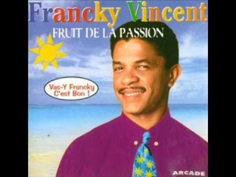 Francky Vincent - Fruit de la passion