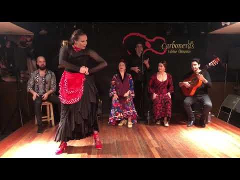 Tablao Las Carboneras: Claudia Cruz por seguiriya