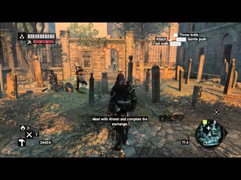 Let's Play Assassin's Creed Revelations - Episode 39