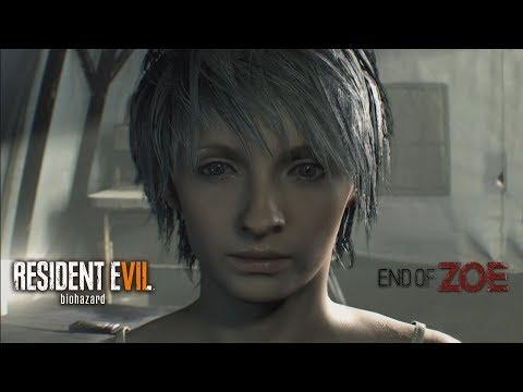 КОНЕЦ ЗОЙКИНОГО КОНЦА ► Resident Evil 7: End of Zoe #2