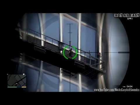 Grand Theft Auto V (GTA 5) Gameplay Walkthrough Part 36 Multi Target Assassination [ Full HD ]