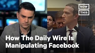 How This Right-Wing Website Is Manipulating Facebook | Opinions | NowThis