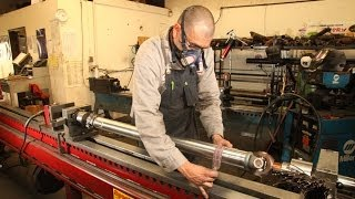 How High Performance Driveshafts Are Made