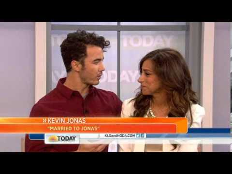Kevin Jonas: 'Tough' doing reality show with wife