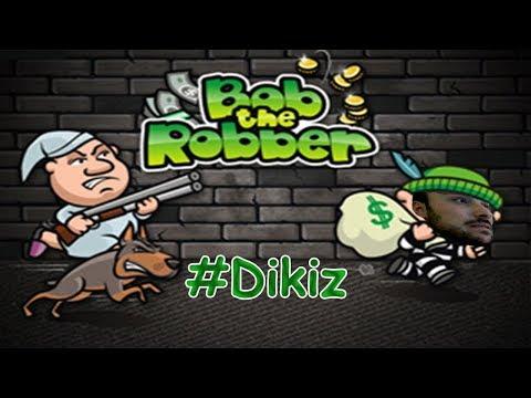 Bastıbacak Hırsız Bob - Bob The Robber # Dikiz