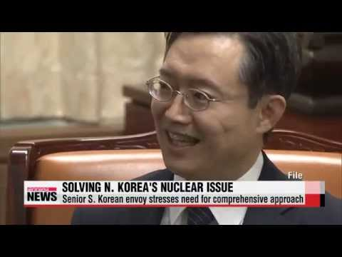 ARIRANG NEWS 22:00 Planned talks under threat as N. Korea blames S. Korea for flying anti-Pyongyang