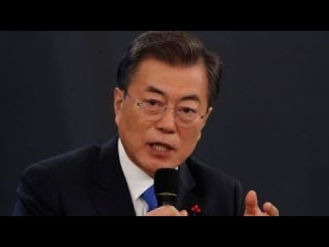 South Korea says Trump deserves credit for talks with North