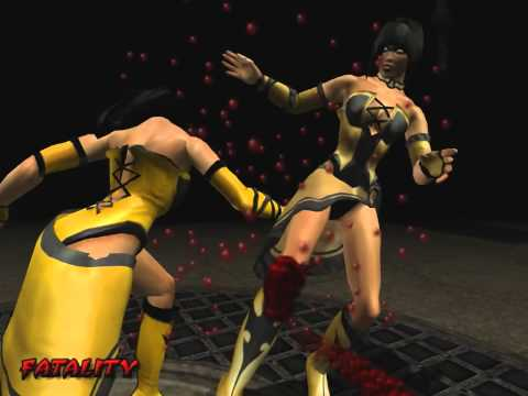 Mortal Kombat Deception: Fatality Demonstration [HD]