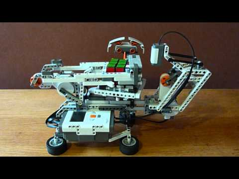 Watch LEGO MindCuber