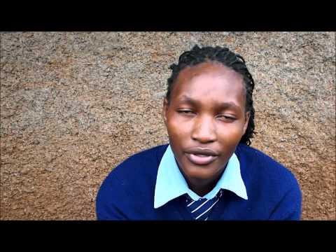 Kibera Hamlets 11   Esther