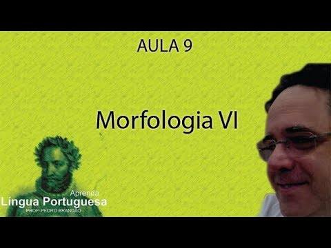 Aprenda Língua Portuguesa- Aula 9- Morfologia