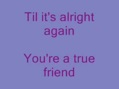 Miley Cyrus - True Friend song
