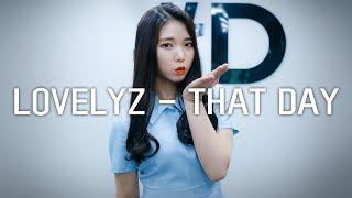 [ kpop ] Lovelyz (러블리즈) - That Day (그 날의 너) Dance Cover (#DPOP Mirror Mode)