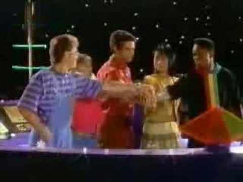 Go Go Power Rangers Video
