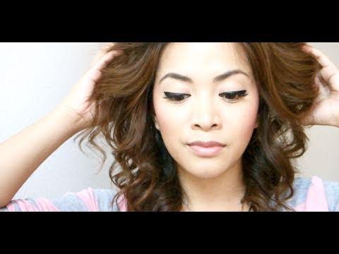 Tutorial: Curly for Medium Length Hair