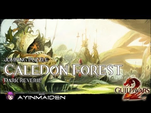 ★ Guild Wars 2 ★ - Jumping Puzzle - Caledon Forest (Dark Reverie)