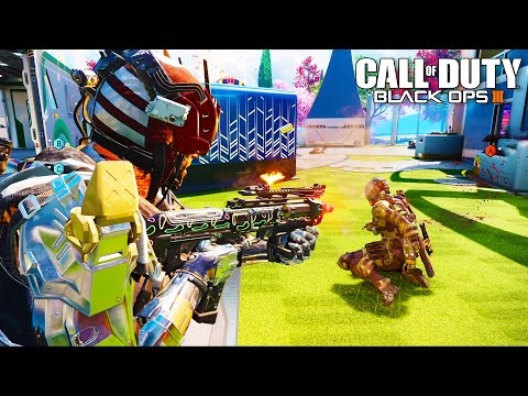 Call of Duty: Black Ops 3 - KILL KILL KILL  With The Crew (Black Ops 3 Multiplayer)