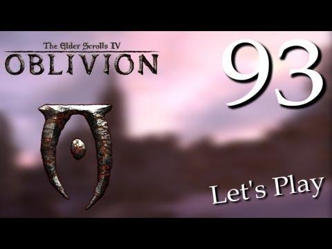 Прохождение The Elder Scrolls IV: Oblivion с Карном. Часть 93