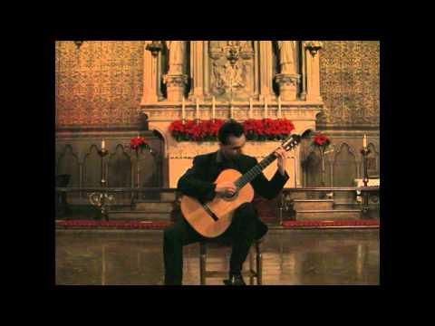 João Kouyoumdjian plays Cancion del Emperador, by L. Narvaez