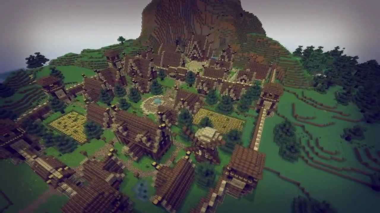 Minecraft Medieval City Download Minecraft - Medieval Map