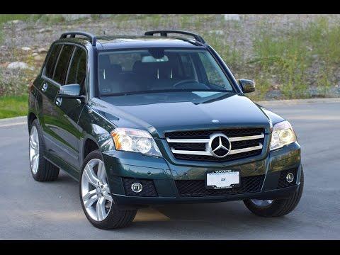Mercedes Benz GLK 350 Oil Change - Easy DIY