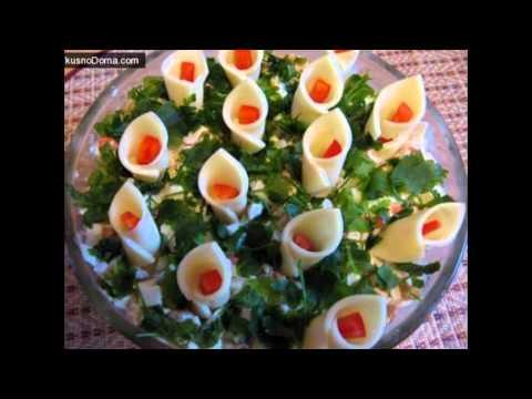 Салаты легкого приготовления в домашних условиях рецепты Страж-Инвест