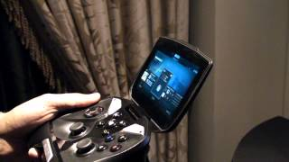 Nvidia Shield Hands-on