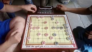 Cờ giang hồ : Lại Việt Trường ( 1,5p ) vs Tuyết Sơn Vô Ảnh 10 p