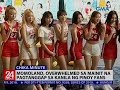 Momoland, overwhelmed sa mainit na pagtanggap sa kanila ng Pinoy fans