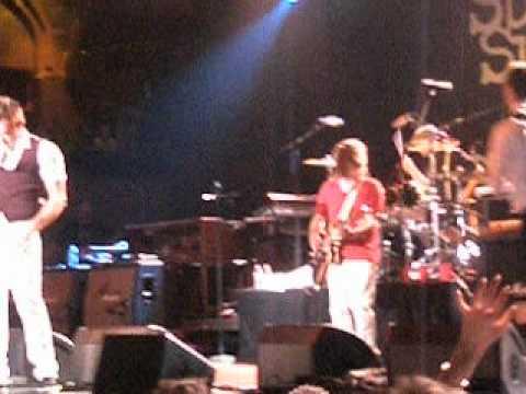Roseland Ballroom Concert 07-18-2012: Sugar Ray - Fly (Featuring Super Cat)