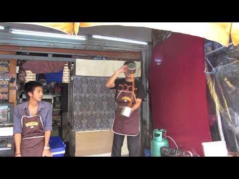 Thai Iced Tea – Chatuchak Market – HD!