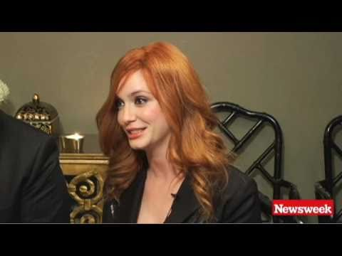 2010 Emmy Roundtable: Christina Hendricks: Why My Agents Dropped Me