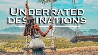 18 MOST UNDERRATED Budget Travel Destinations