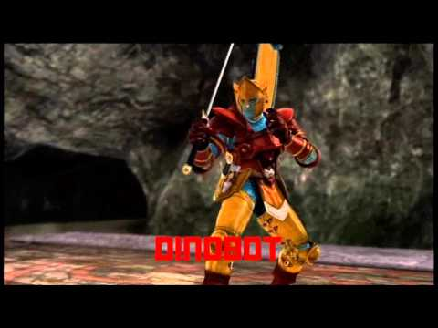 Soul Calibur V Custom Characters: Transformers