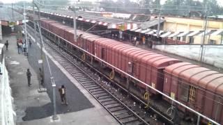 Gonda Railway station Platform number 2 uttar pradesh india
