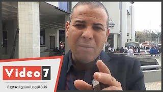"""بالفيديو..أمن طب أسنان """"عين شمس"""": نتعامل مع مسيرات الإخوان بحسم"""
