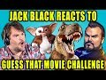Celebs React To Guess That Movie Challenge (Ft. Jack Black)