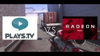AMD ReLive vs Plays.tv - Whats the better Shadowplay Alternative?