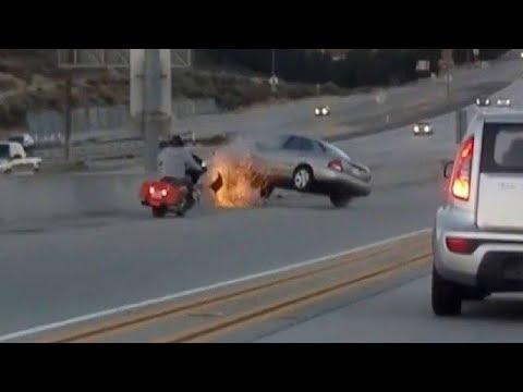 🔴 Os Melhores Videos da Internet -  Como NÃO dirigir seu carro pt3  - HD