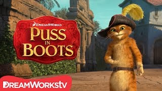 How To Make An Entrance | NEW PUSS IN BOOTS