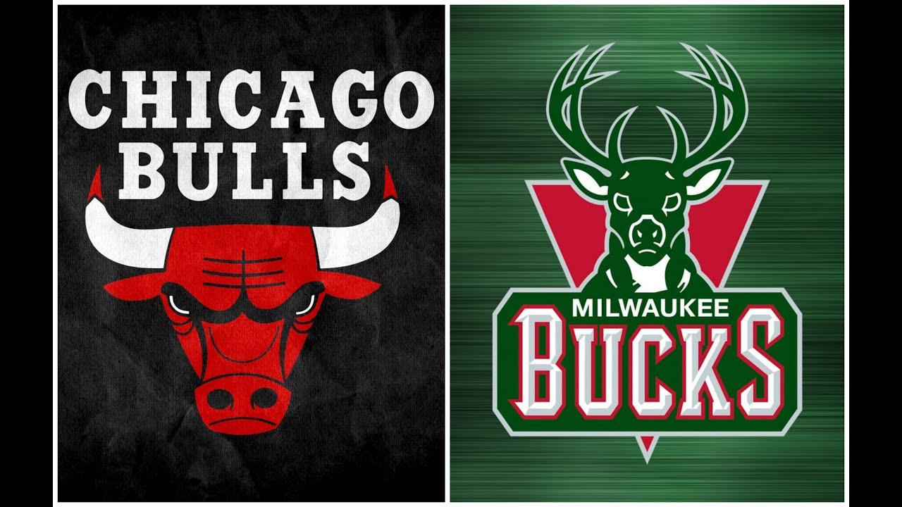 """Résultat de recherche d'images pour """"milwaukee bucks vs chicago bulls"""""""