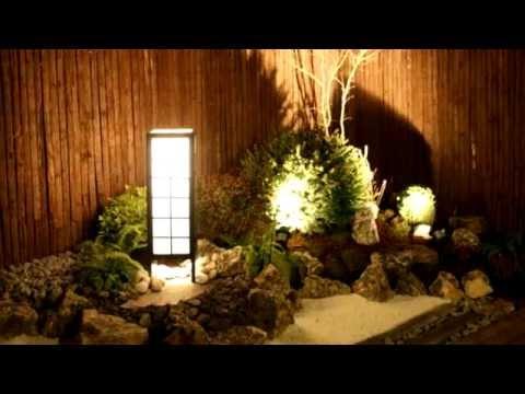 Jardin japones estilo zen youtube for Jardines japoneses zen