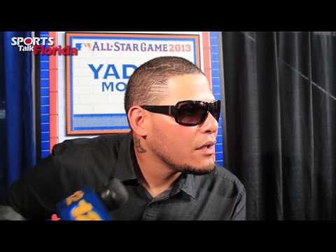Cardinals Yadier Molina On Catching Mets Matt Harvey
