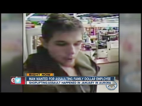 Suspected shoplifter sought after store employee assaulted