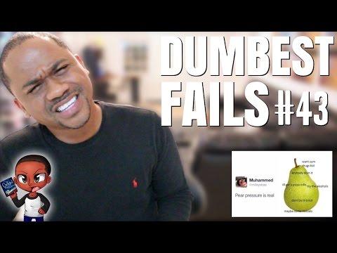Dumbest Fails #43 | Top 40 Dumbest Tweets & Posts